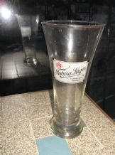 COLLECTABLE LAGER GLASS TUBORG COPENHAGEN DENMARK GREAT COND